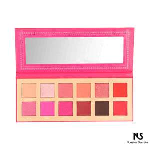 Ace Beaute Blossom Passion Eyeshadow Palette