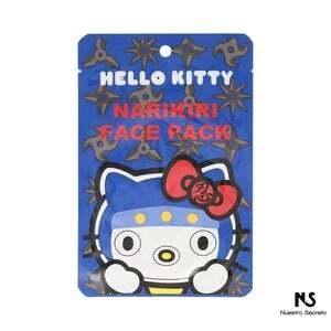 Narikiri Face Pack Facial Beauty Mask Hello Kitty Ninja