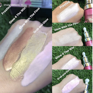 Prismatic Liquid Highlighter Frosted