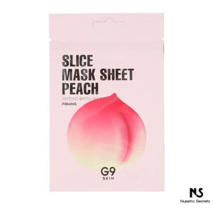 Slice Mask Sheet Peach