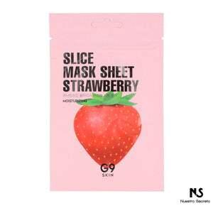 Slice Mask Sheet Strawberry