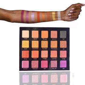 Hashtag Eye Shadow Palette