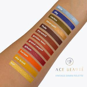 Ace Beaute Vintage Dawn Eyeshadow Palette