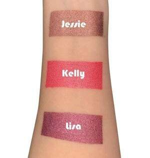 Saved By the Bell Liquid Lipstick Trio Jessie, Kelly & Lisa