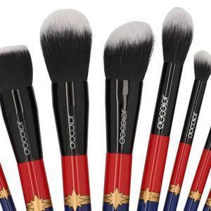 12 Pieces Starlight Goddess Makeup Brush Set