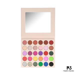30 Color Eyeshadow Palette