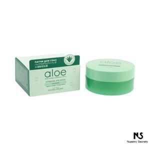 Aloe Soothing Essence 80% Hydrogel Eye Patch 60pcs