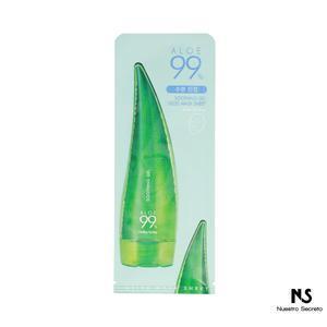 Aloe 99% Soothing Gel Mask Sheet