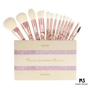 Beauty by Bianca 14 Piece Makeup Brush Set