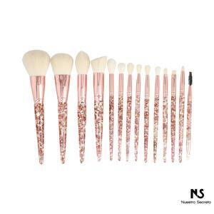 Beauty by Bianca 14 Piece Makeup Brush Set