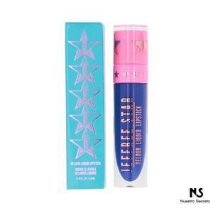Velour Liquid Lipstick Blue Velvet