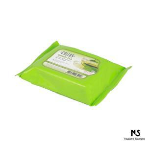 Cleansing & Make Up Remover Wipes Green Tea