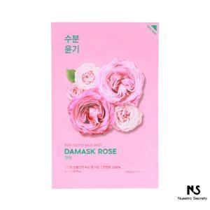 Damask Rose Mask