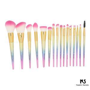 16 Pieces Fantasy Makeup Brush Set