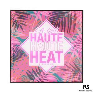 Haute Haute Heat Eyeshadow Palette Vacay Everyday