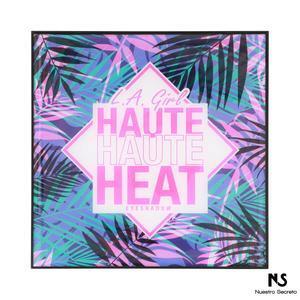 Haute Haute Heat Eyeshadow Palette Aloha Vibes