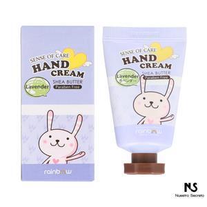Hand Cream Shea Butter (Lavanda)