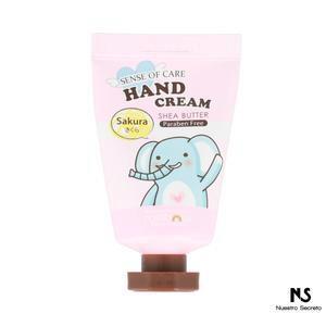 Hand Cream Shea Butter (Sakura)