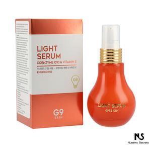 Light Serum - Coenzyme Q10 & Vitamin E