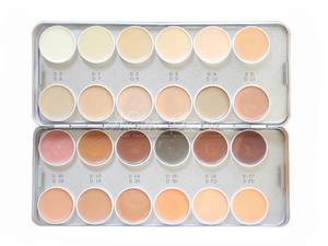 Camouflage Creme 24 Palette - Nuestro Secreto