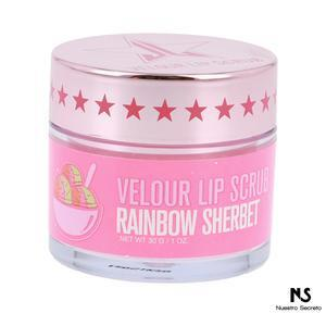 Lip Scrub Rainbow Sherbet