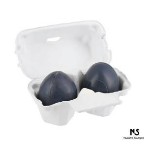 Smooth Egg Skin Egg Soap Charcoal