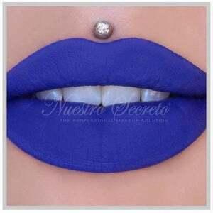 Jeffree Star - Velour Liquid Lipstick - Blue Velvet - Nuestro Secreto