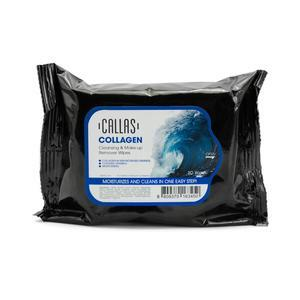 Cleansing & Make Up Remover Wipes Collagen - Nuestro Secreto