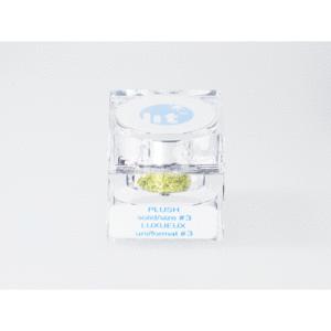 Lit Cosmetics Ltd - Plush - size #3 (green) - Nuestro Secreto