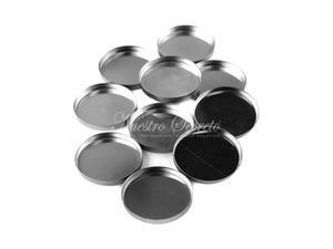 Z Palette - Round Empty Metal Pans - Nuestro Secreto