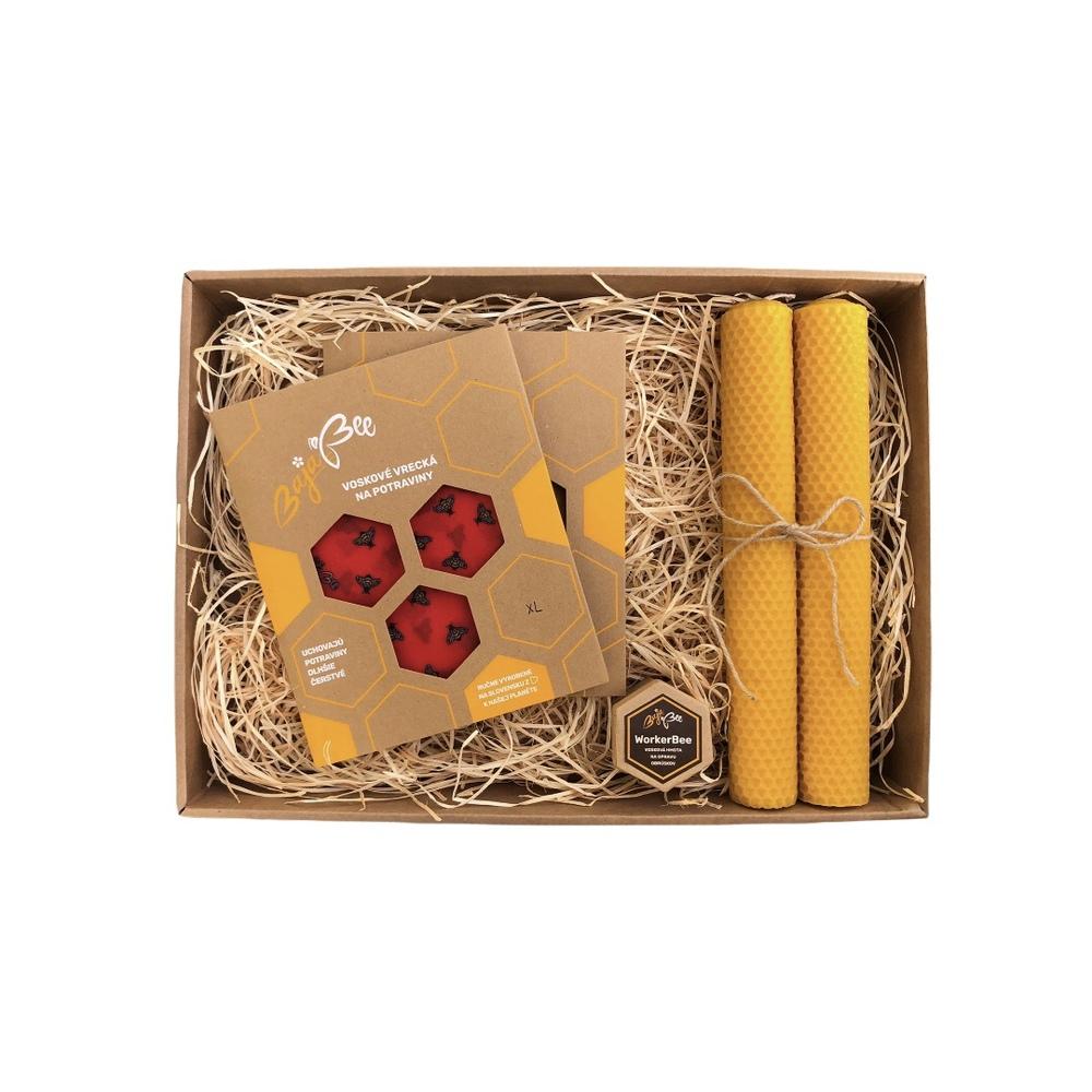 Darčekový box BajaBee - mix 2 balenia