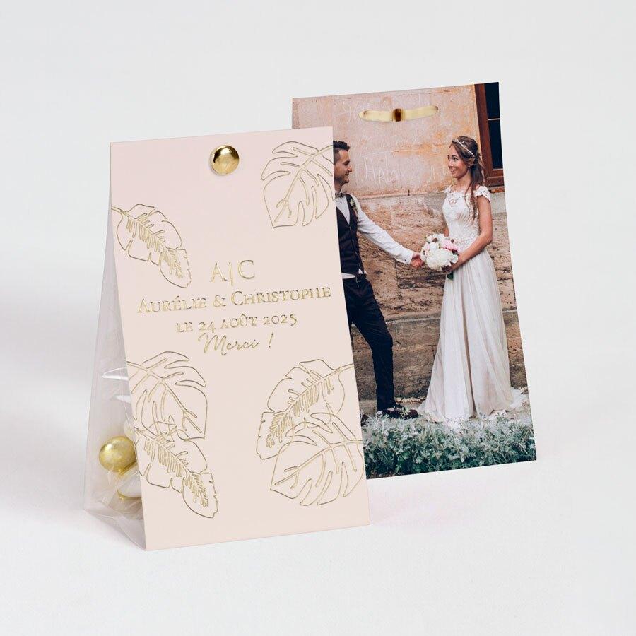 ballotin-a-dragees-mariage-feuille-tropicale-dorure-et-photo-TA0175-1900021-02-1