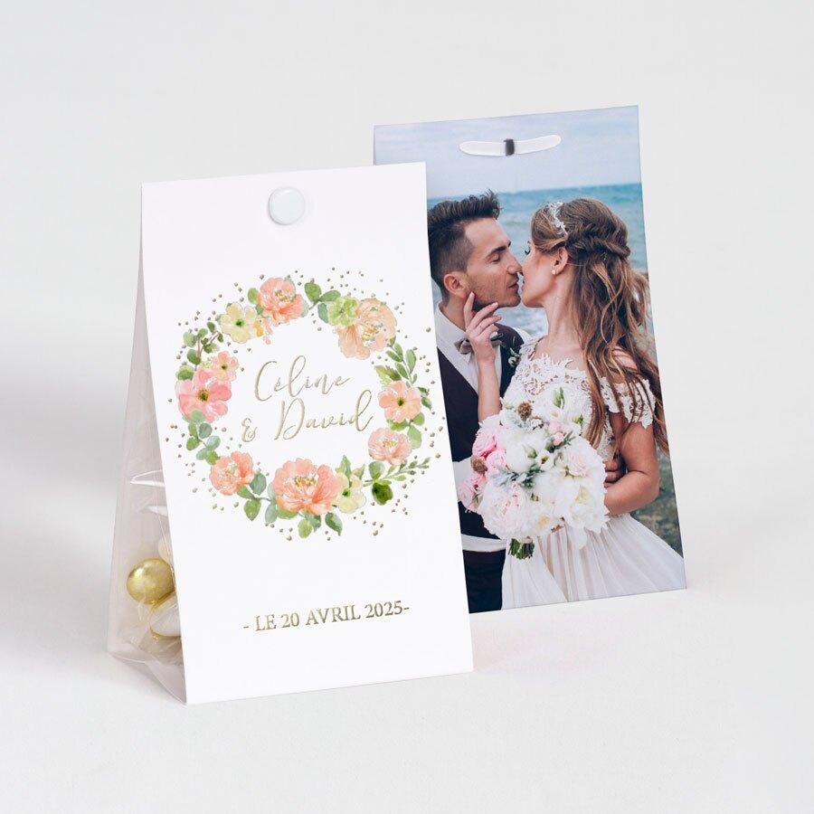 ballotin-a-dragees-mariage-feuillage-fleurs-pastel-et-dorure-TA0175-1900025-09-1