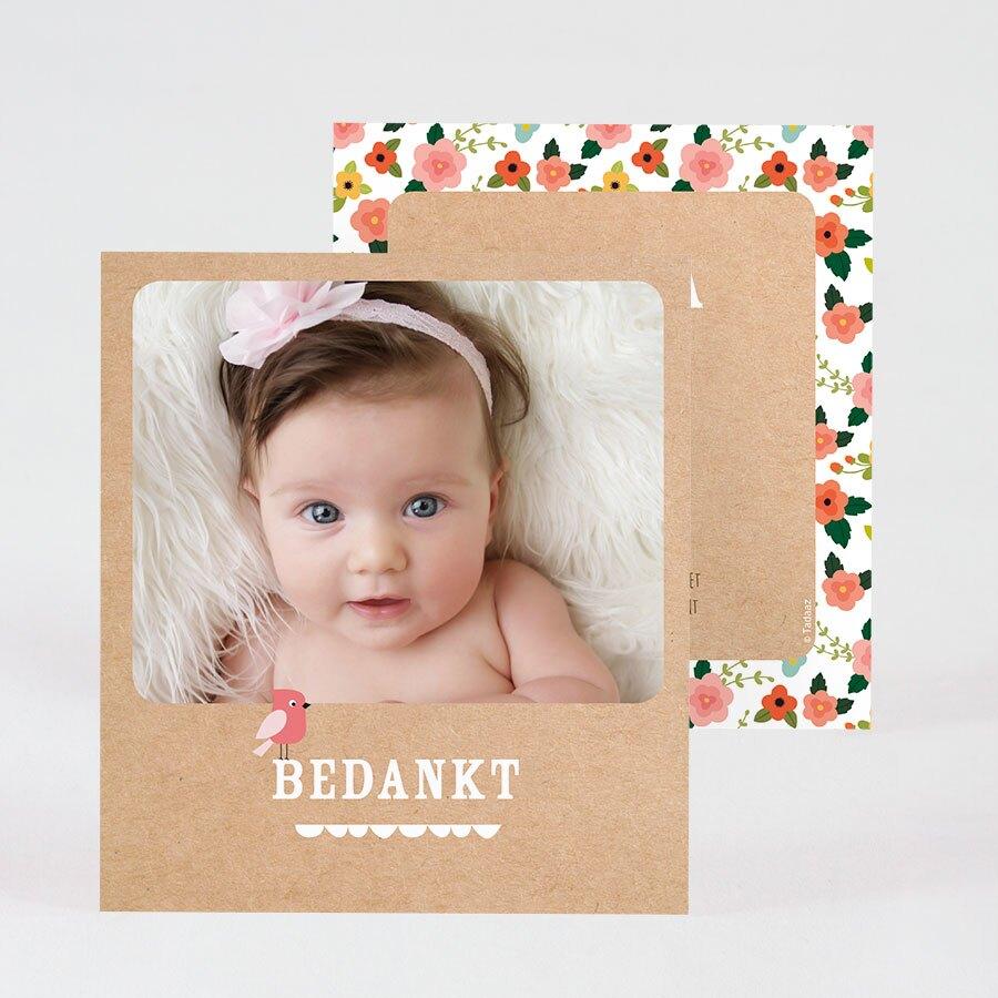 lief-baby-bedankkaartje-met-bloempjes-vogeltje-en-foto-TA0517-1700009-03-1