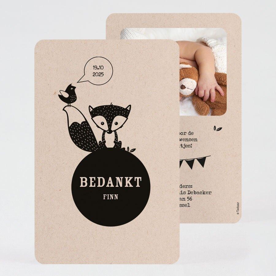stoere-kraft-babybedankkaart-vos-op-bol-TA0517-1700015-15-1