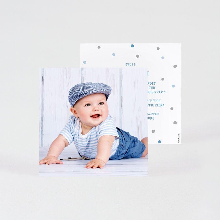 einladung-taufe-mit-foto-und-blauen-puenktchen-TA0557-1700004-07-1