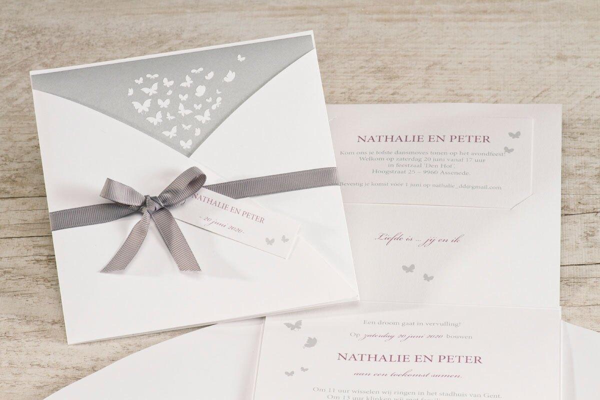 elegante-witte-trouwkaart-met-vlindertjes-in-grijs-buromac-106072-TA106-072-03-1