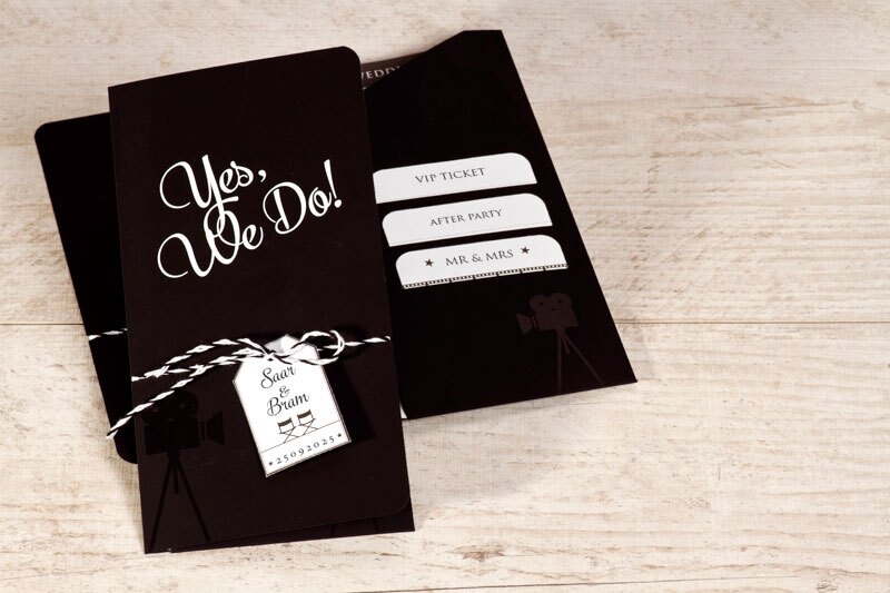 trouwkaart-pochette-filmticket-zwart-buromac-108124-TA108-124-15-1
