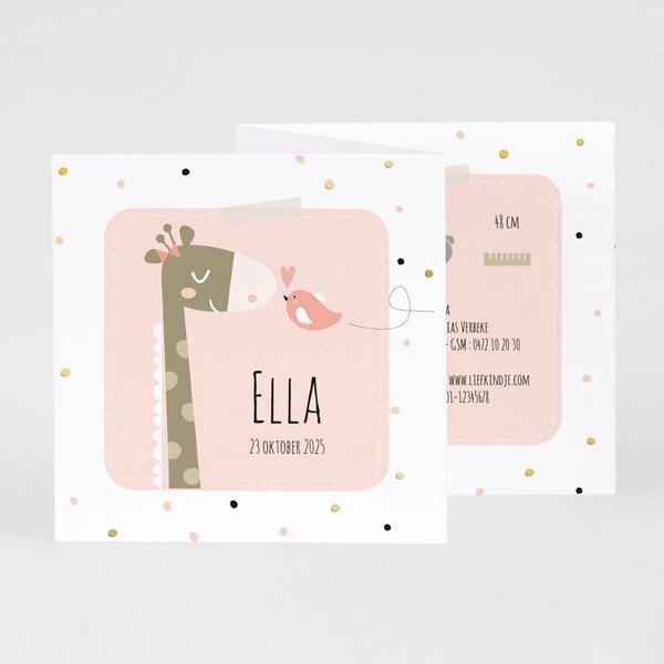 vrolijk-roze-geboortekaartje-drieluik-met-giraf-en-confetti-buromac-507044-TA507-044-15-1