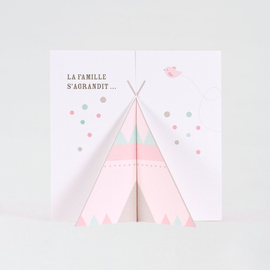 faire-part-naissance-tipi-rose-et-triangles-buromac-507131-TA507-131-09-1