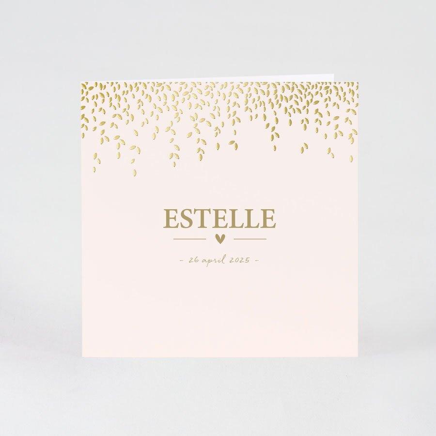 roze-geboortekaartje-met-bloemblaadjes-in-goudfolie-buromac-589001-TA519-001-15-1