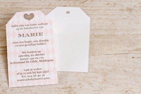 borrelkaartje-in-tagvorm-met-roze-ruit-TA575-307-15-1