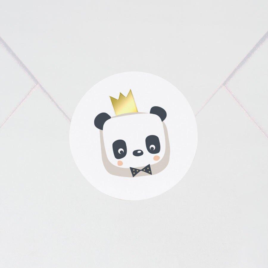 verschlussaufkleber-fuer-umschlaege-panda-mit-goldener-krone-TA577-104-07-1