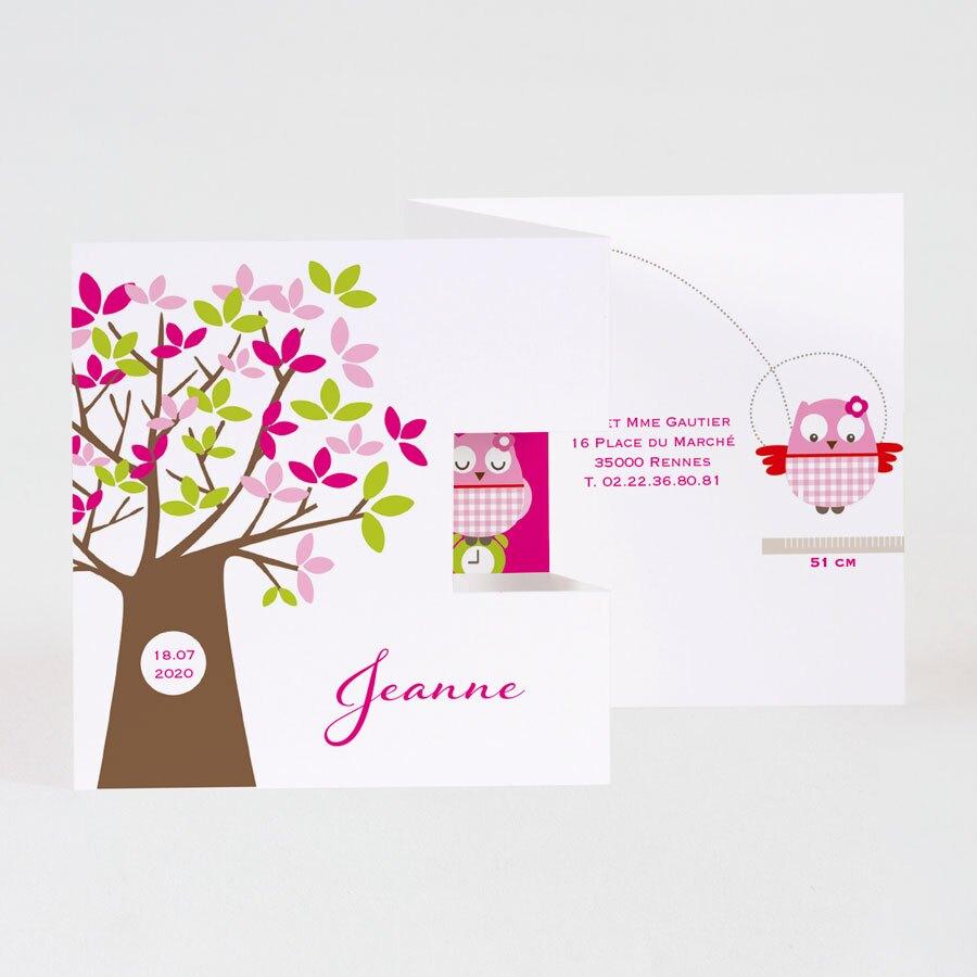 faire-part-naissance-chouette-rose-et-vert-buromac-584059-TA584-059-09-1