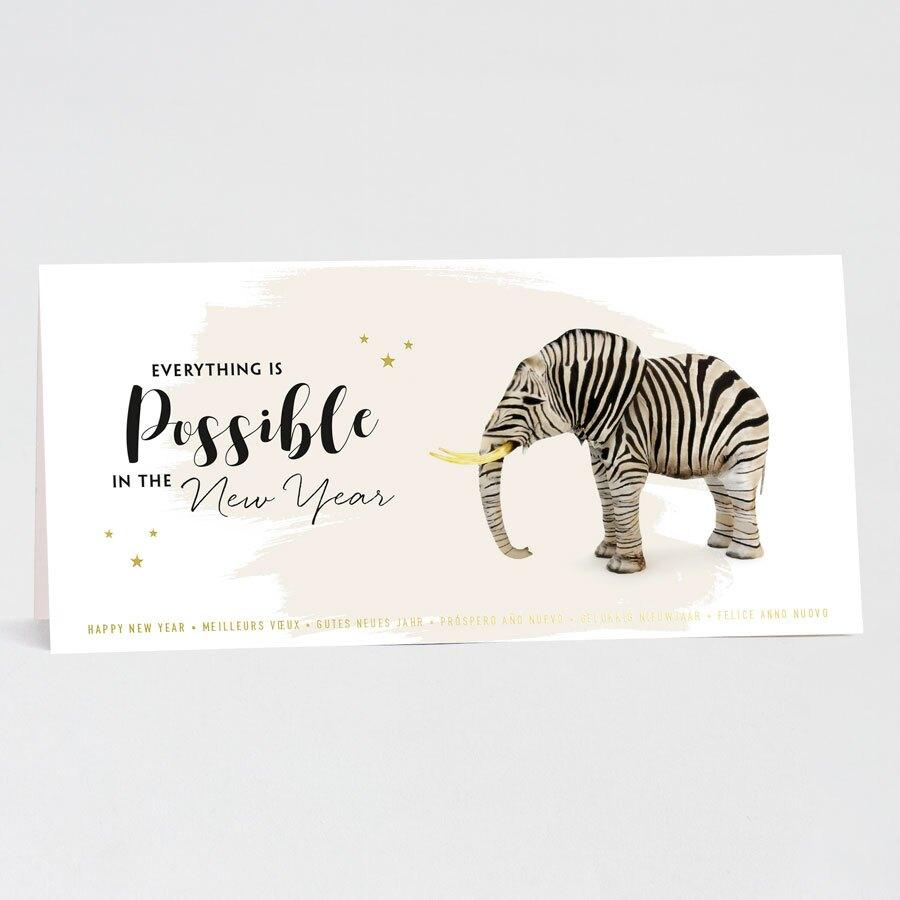 grappige-kerstkaart-met-olifant-in-zebrastrepen-TA849-059-03-1