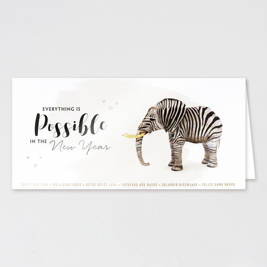 grappige-kerstkaart-met-olifant-in-zebrastrepen-TA849-059-15-1