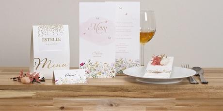 Décoration table mariage